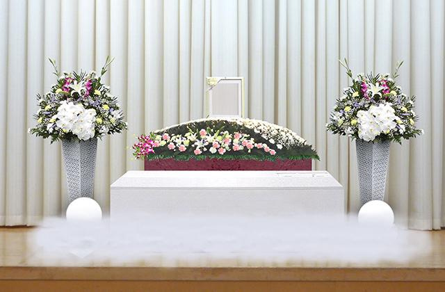 写真:一日葬プラン